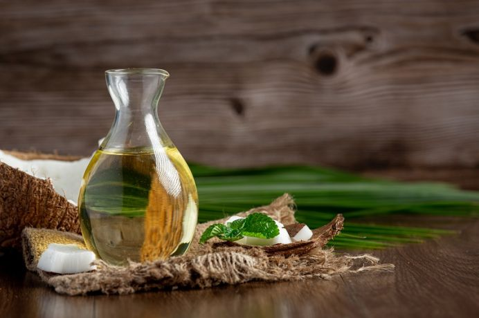 Popularny olej tłoczony na zimno